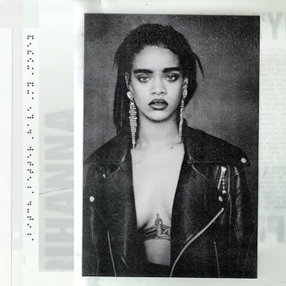 Illustration for article titled Mayday Mayday: New Rihanna Album Might Be Dropping Tomorrow