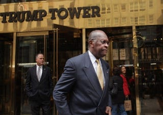 Herman Cain (Getty Images)