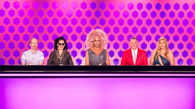 "Illustration for article titled A boring ""Snatch Game"" makes for another underwhelming Drag Race"