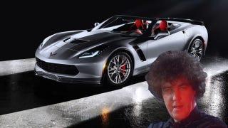 Illustration for article titled Jeremy Clarkson Loves The Corvette Stingray