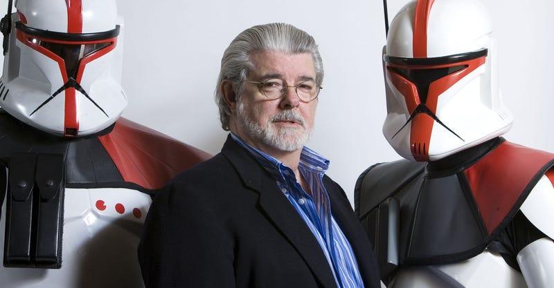 Illustration for article titled Coppola cree que Lucas desperdició su talento haciendo demasiados films de Star Wars