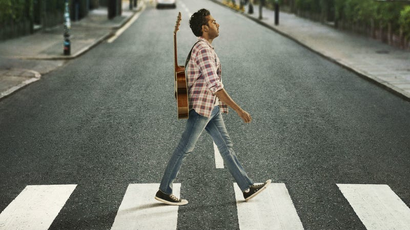 Himesh Patel is the only person who knows Beatles songs in Yesterday.