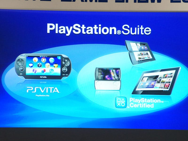 Illustration for article titled Sony Ramping Up PlayStation Suite