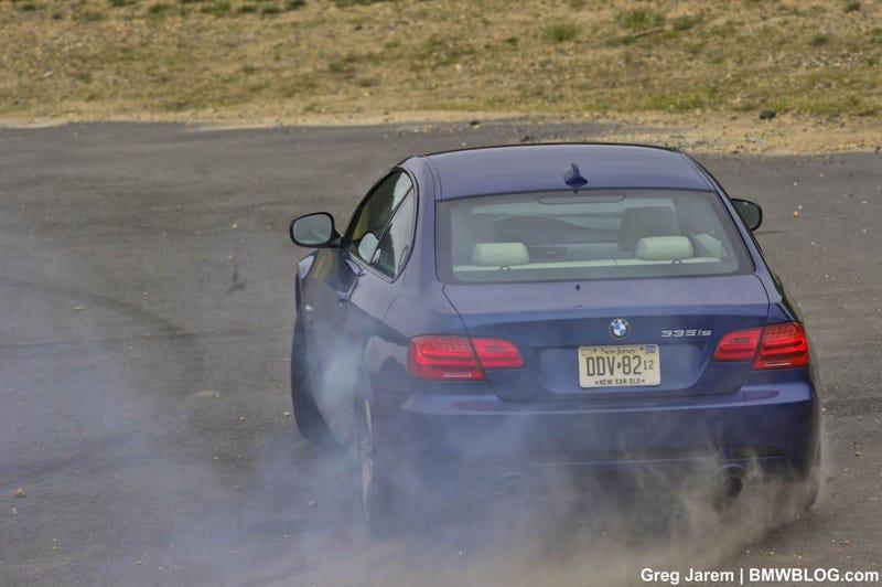 Illustration for article titled Tire Smoke Thursday