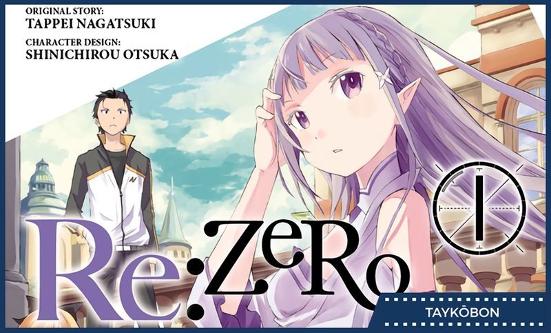 re zero starting life in another world vol 1