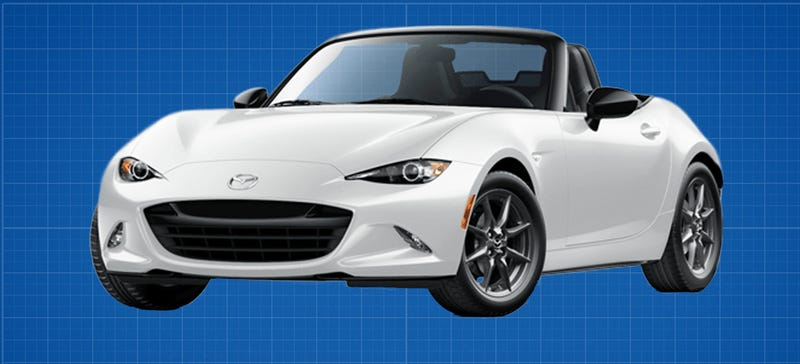 Illustration for article titled How Would You Spec The 2016 Mazda Miata?