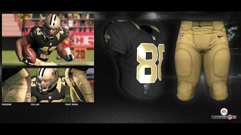 Illustration for article titled The Secrecy Behind the NFL's New Look Required a Uniform Effort from EA Sports