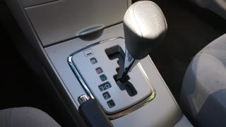 The Secret of the Toyota Automatic Shifter Pattern
