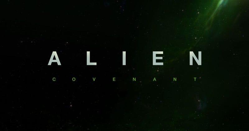 Illustration for article titled Alien: Covenant será la primera parte de una nueva trilogía que conectará con Alien