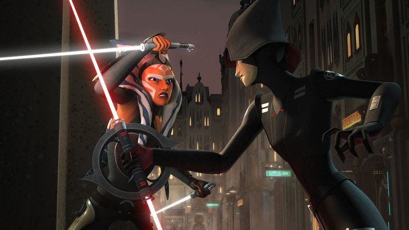 Star Wars: Rebels (Image: DisneyXD)