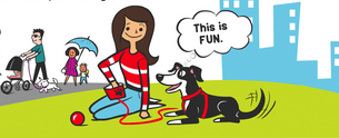 Illustration for article titled An Illustrated Guide To Socializing A Dog