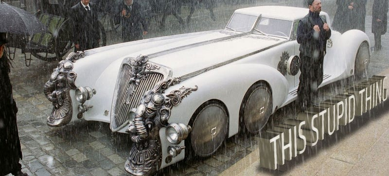 Illustration for article titled This Is The Worst Movie Car Ever