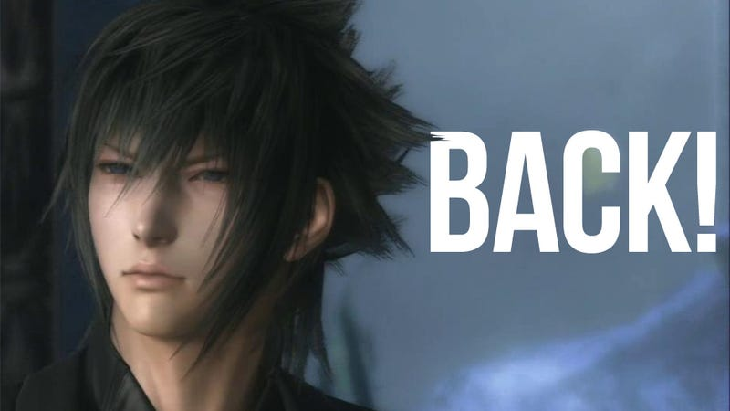 Illustration for article titled Square Enix Confirms the Existence of Final Fantasy Versus XIII