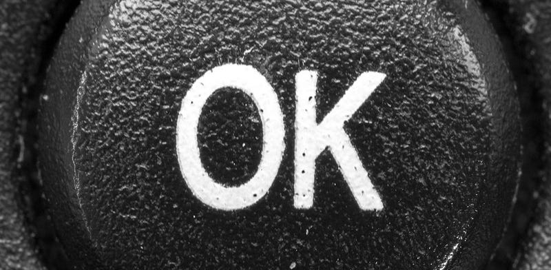 Illustration for article titled Qué significa y cómo surgió la palabra más reconocible del planeta: OK