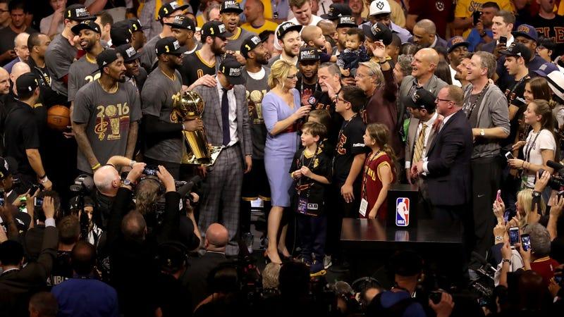 Photo: Ronald Martinez/Getty Images