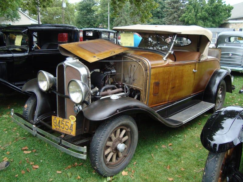 2014 Das Awkscht Fescht Profile 1930 Oakland Roadster