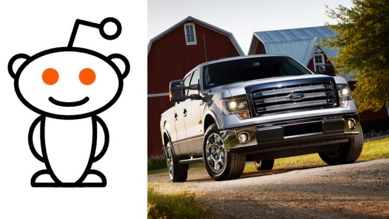 Illustration for article titled Ford Engineer's Reddit AMA Goes Just As Poorly As You'd Expect