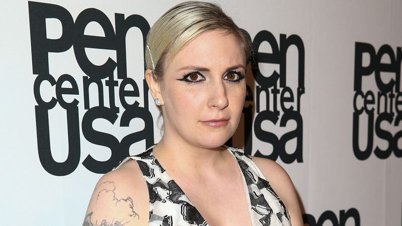 Illustration for article titled Lena Dunham Is Still On Twitter, Would Like Everyone to Be Less Mean