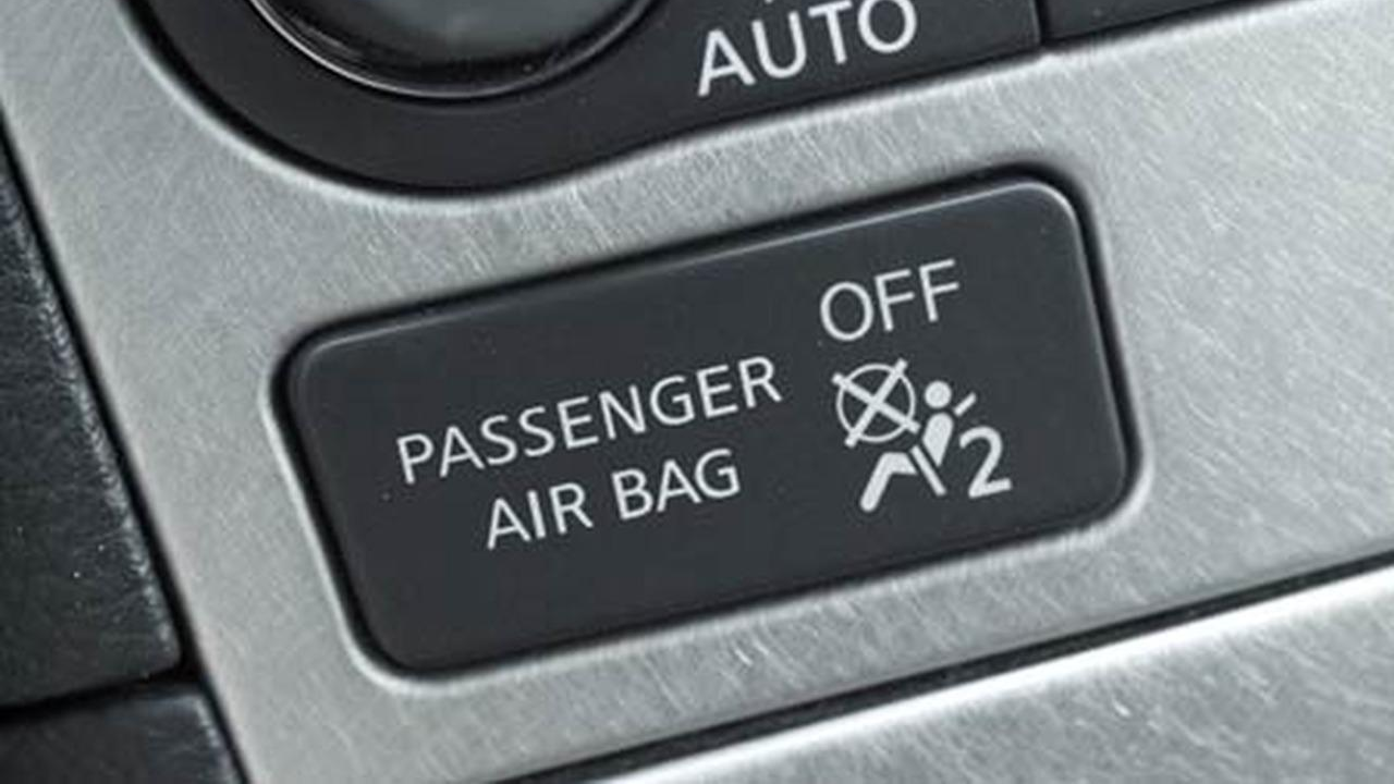 how to fix your airbag light without having it blow up in your face