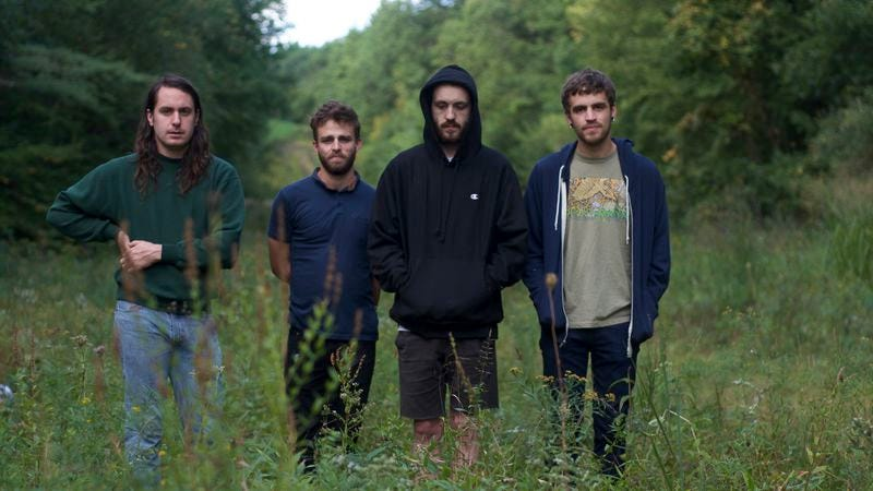 The Hotelier (Photo: Kylie Shaffer)