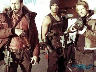 Illustration for article titled Resident Evil: Retribution Set Pictures