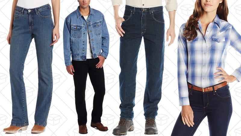Up to 40% Off Western Clothing, Boots & More