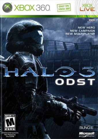 Illustration for article titled Halo 3: ODST Beats Out Madden, Mario & Marvel To Win September