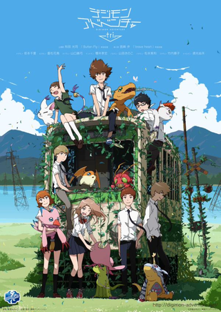 Illustration for article titled New photo from Digimon Adventure Tri brings on the nostalgia