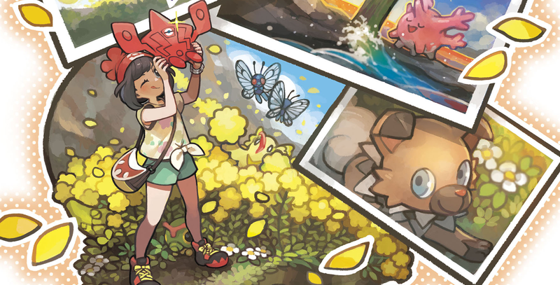 Illustration for article titled The Pokémon Sun and Moon Demo Is Out Now, And It's Worth Playing