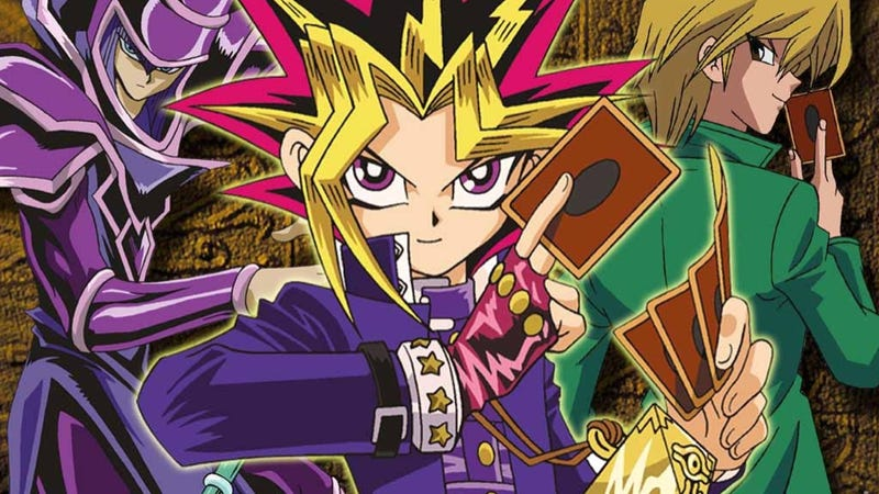 Illustration for article titled South Korea's Yu-Gi-Oh! Cards Are Unexpectedly Sad