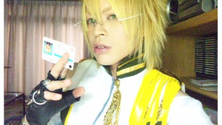 """Illustration for article titled """"Cosplay Driver's Licenses"""" Exist in Japan"""