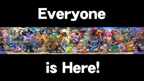 Super Smash Bros Ultimate Sonic Wallpaper