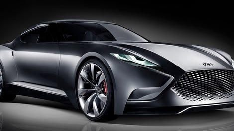 Dead Hyundai Genesis Coupe