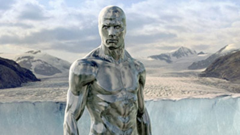 Illustration for article titled Fantastic Four: Rise Of The Silver Surfer
