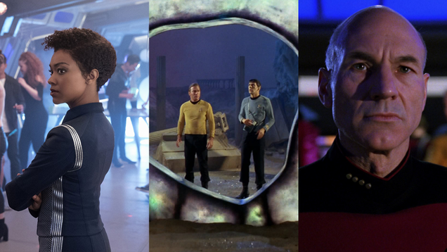 A Brief History of Star Trek s Time Travel