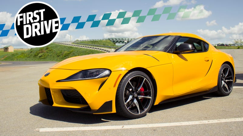 198b48632a The 2020 Toyota Supra Is Not What We Expected but It Is Very Good