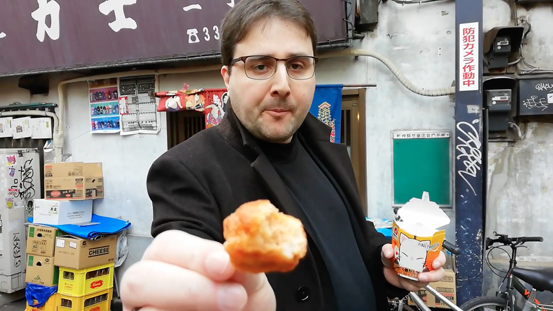 Illustration for article titled Final Fantasy-themed fried chicken now available in Japan