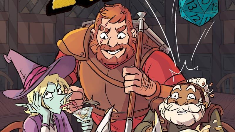This The Adventure Zone exclusive brings the zany fantasy