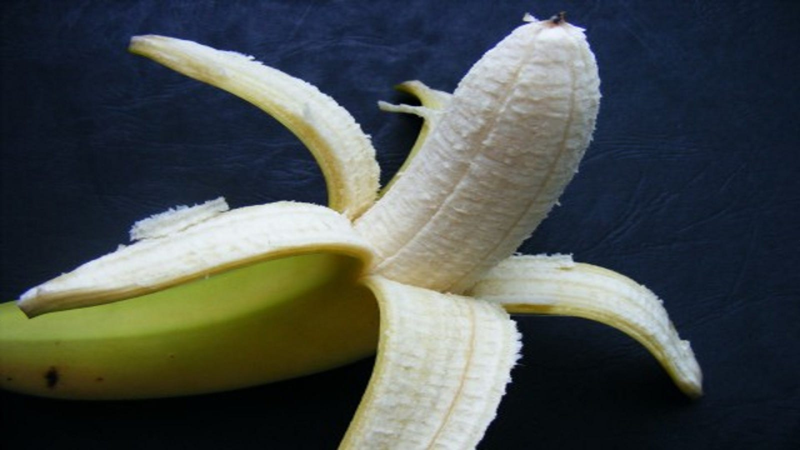Why hippies thought smoking banana peels could get you high