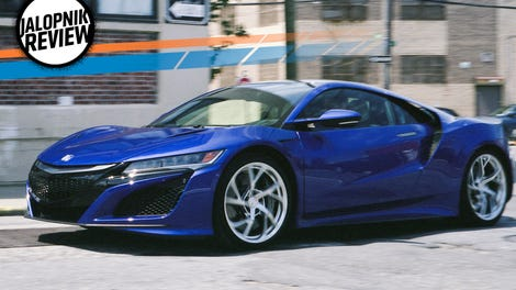 The 2017 Acura Nsx Is Still Crazy Fast Eship You Can Live With Every Day