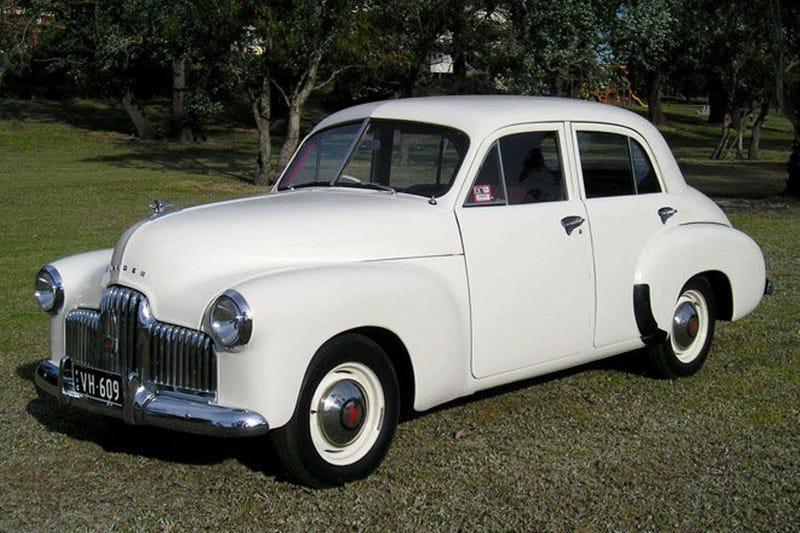 Holden 48-215 aka FX