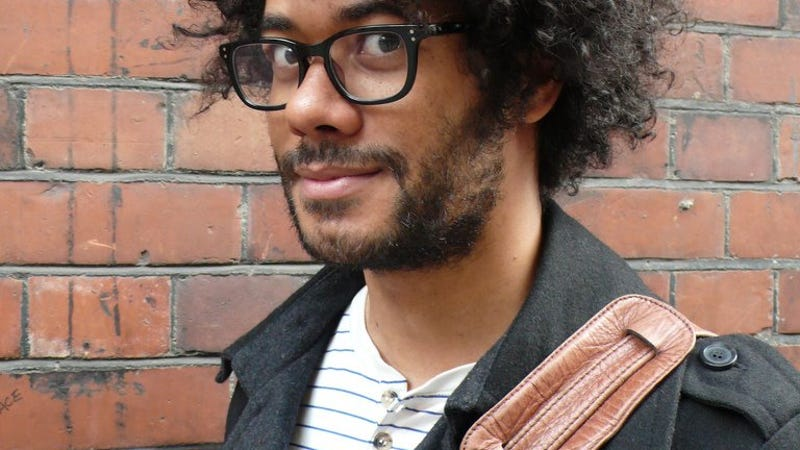Richard Ayoade S In Laws