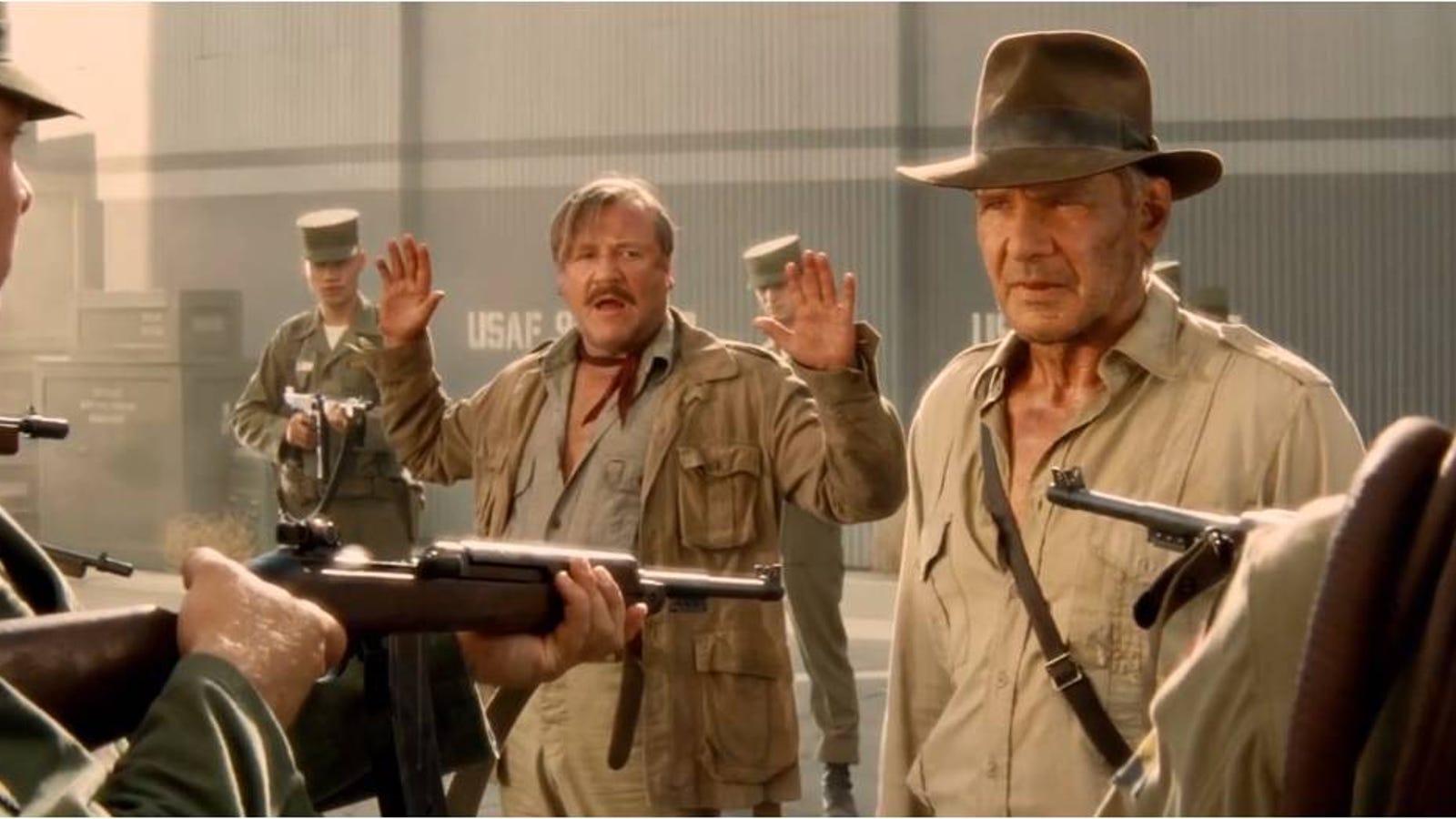 15 minutos de errores en Indiana Jones IV, ¿la peor de la saga?