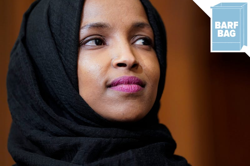 Illustration for article titled Ilhan Omar Doesn't Deserve This