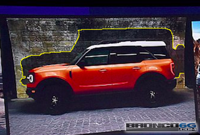 2020 Ford Bronco Leaked Tigerdroppings Com