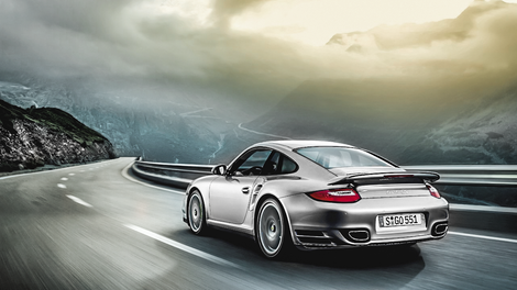 Get Your Bank Account Ready The Porsche 997 Turbo Just Got