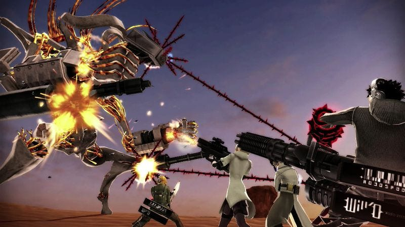 Freedom Wars marries its weird story of servitude to a