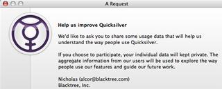 Illustration for article titled Quicksilver Updates, Prepares for Leopard