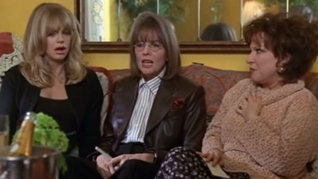 Goldie Hawn, Bette Midler, and Diane Keaton to reunite in new film Family Jewels