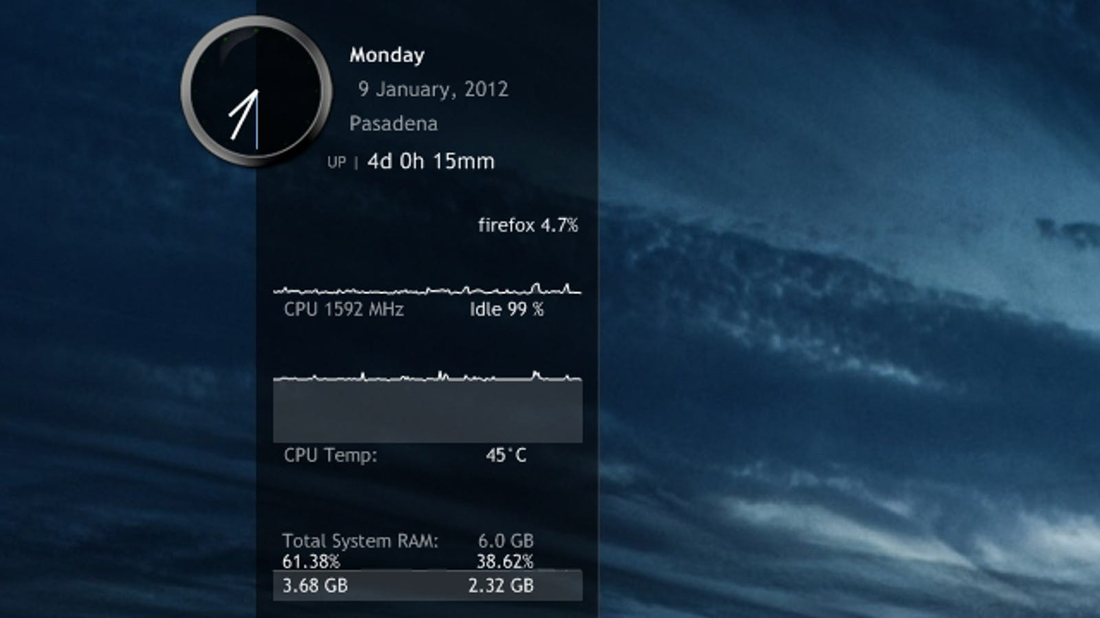 Rainmeter 2 2 Released With Lots Of Minor Improvements And